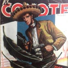 Tebeos: EL COYOTE EDICIONES CLÍPER Nº 55 PRIMERA EDICIÓN OCTUBRE 1947. Lote 288404683