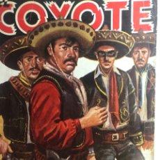 Tebeos: EL COYOTE EDICIONES CLÍPER Nº 37 PRIMERA EDICIÓN NOVIEMBRE 1946. Lote 288404798