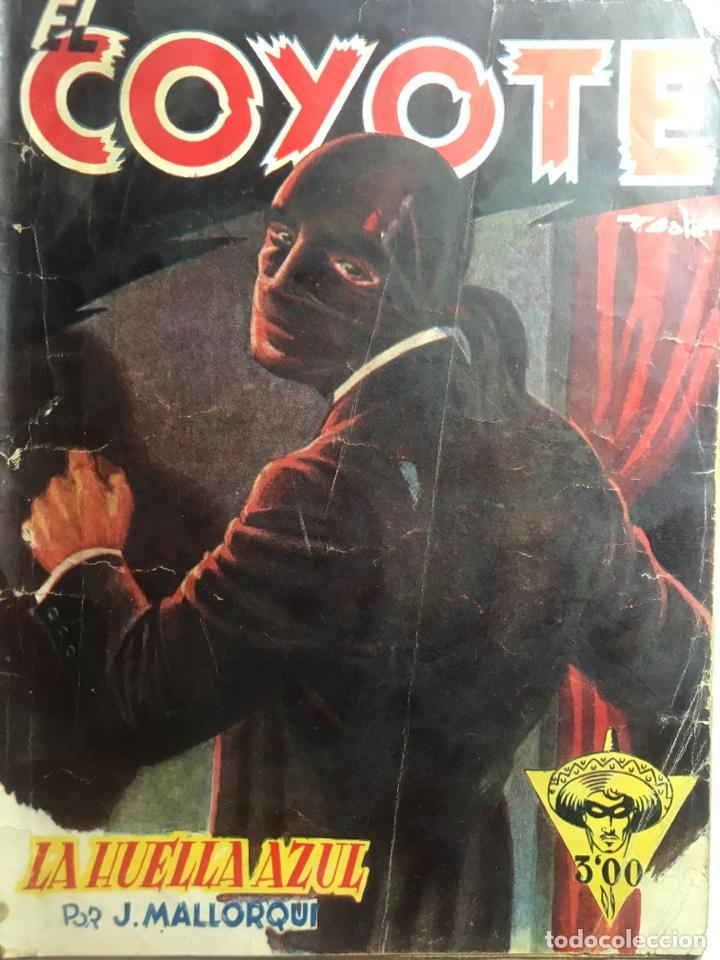 EL COYOTE EDICIONES CLIPER Nº 30 PRIMERA EDICION FEBRERO 1946 (Tebeos y Comics - Cliper - El Coyote)