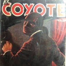 Tebeos: EL COYOTE EDICIONES CLIPER Nº 30 PRIMERA EDICION FEBRERO 1946. Lote 288406498