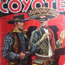 Tebeos: EL COYOTE EDICIONES CLIPER Nº 42 PRIMERA EDICION FEBRERO 1947. Lote 288406583