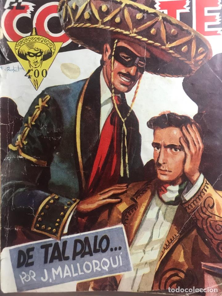 EL COYOTE EDICIONES CLIPER Nº 54 PRIMERA EDICION OCTUBRE 1947 (Tebeos y Comics - Cliper - El Coyote)