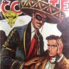 Tebeos: EL COYOTE EDICIONES CLIPER Nº 54 PRIMERA EDICION OCTUBRE 1947. Lote 288407228