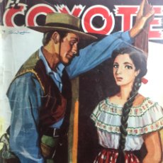 Tebeos: EL COYOTE EDICIONES CLIPER Nº 52 PRIMERA EDICION AGOSTO 1947. Lote 288407358