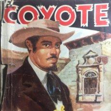 Tebeos: EL COYOTE EDICIONES CLIPER Nº 40 PRIMERA EDICION FEBRERO 1947. Lote 288407503