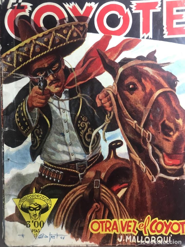 EL COYOTE EDICIONES CLIPER Nº 29 PRIMERA EDICION MARZO 1946 (Tebeos y Comics - Cliper - El Coyote)