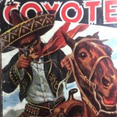 Tebeos: EL COYOTE EDICIONES CLIPER Nº 29 PRIMERA EDICION MARZO 1946. Lote 288407973