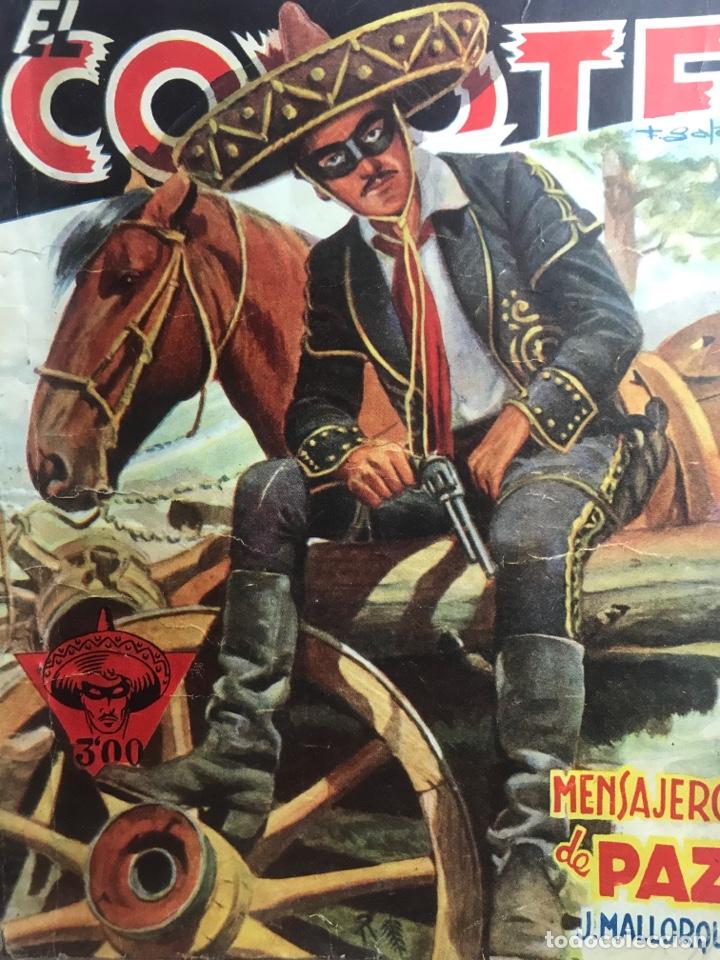 EL COYOTE EDICIONES CLIPER Nº 31 PRIMERA EDICION JUNIO 1946 (Tebeos y Comics - Cliper - El Coyote)