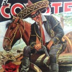 Tebeos: EL COYOTE EDICIONES CLIPER Nº 31 PRIMERA EDICION JUNIO 1946. Lote 288408188