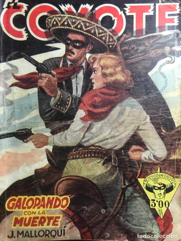 EL COYOTE EDICIONES CLIPER Nº 32 PRIMERA EDICION JUNIO 1947 (Tebeos y Comics - Cliper - El Coyote)