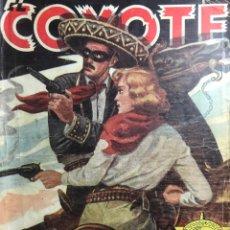 Tebeos: EL COYOTE EDICIONES CLIPER Nº 32 PRIMERA EDICION JUNIO 1947. Lote 288569238