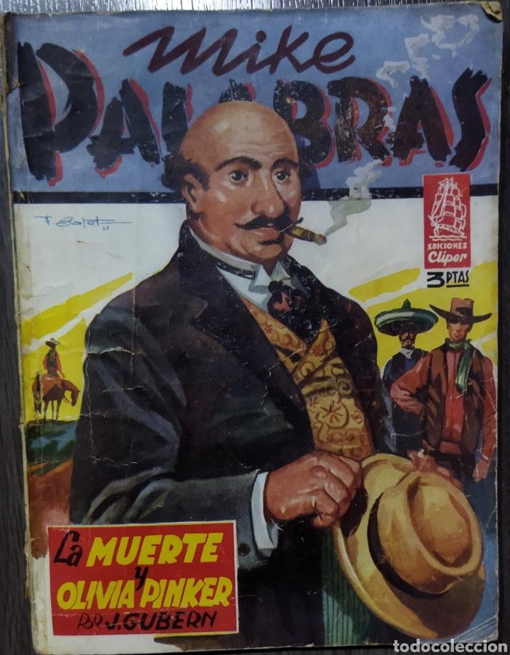 Tebeos: Lote de 26 EL COYOYE y 2 Novelas del Oeste .por J .Mallorqui - Foto 6 - 289011613