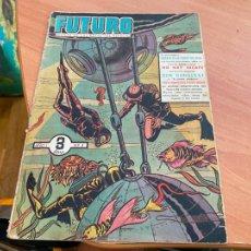 Tebeos: FUTURO Nº 3 (ORIGINAL CLIPER) (COIB207). Lote 289244938
