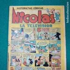 Tebeos: NICOLAS Nº 6. CLIPER.. Lote 290638708