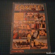 Tebeos: EL COYOTE. N°52. CLIPER. (S-D). Lote 294981983