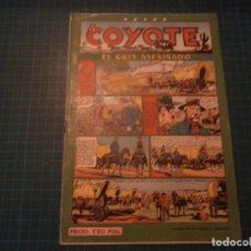 Tebeos: EL COYOTE. N°51. CLIPER. (S-D). Lote 294981988