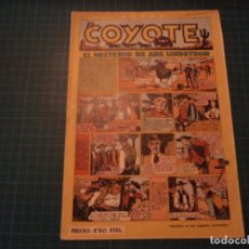 Tebeos: EL COYOTE. N°41. CLIPER. (S-D). Lote 294982083
