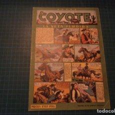 Tebeos: EL COYOTE. N°39. CLIPER. (S-D). Lote 294982108