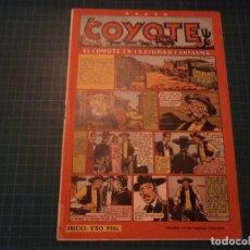 Tebeos: EL COYOTE. N°38. CLIPER. (S-D). Lote 294982123