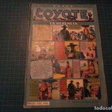 Tebeos: EL COYOTE. N°33. CLIPER. (S-D). Lote 294982203