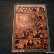 Tebeos: EL COYOTE. N°19. CLIPER. (S-D). Lote 294982293