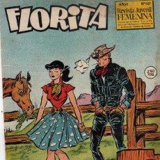 Livros de Banda Desenhada: FLORITA Nº 457. Lote 295354188