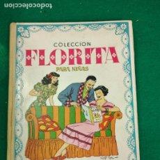 Tebeos: FLORITA TOMO III NÚMS. 41 A 60 - INCLUYE ALMANAQUE 1951. EDICIONES CLIPER.. Lote 295588063
