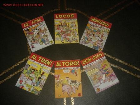 COLECCION CASCABEL (VALENCIANA). ¡¡ COMPLETA !! (Tebeos y Comics - Tebeos Colecciones y Lotes Avanzados)