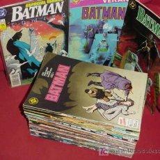 Tebeos: BATMAN (ZINCO). ¡¡ CASI COMPLETA !!. Lote 26645795