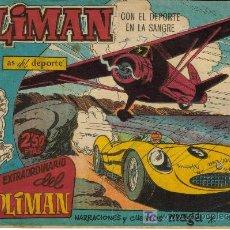 Tebeos: OLIMAN AS DEL DEPORTE (MAGA) ORIGINALES 1961-1963 LOTE. Lote 26288613