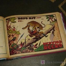 Tebeos: RAYO KIT (TORAY). ¡¡ LO MEJOR DE IRANZO !!. Lote 27048837