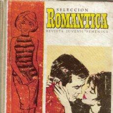 Tebeos: ROMÁNTICA ( IBERO MUNDIAL ) ORIGINAL 1961-69 TOMO ENCUADERNADO. Lote 26319316