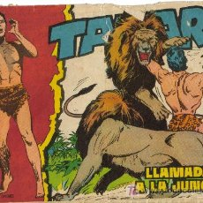 Tebeos: TAMAR ( TORAY) ORIGINALES 1961-1964 LOTE. Lote 26494826