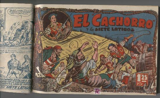 EL CACHORRO ORIGINAL A FALTA DEL 179, 1 AL 157 EN 4 TOMOS, EL RESTO SUELTOS, VER EXPLICACION (Tebeos y Comics - Tebeos Colecciones y Lotes Avanzados)