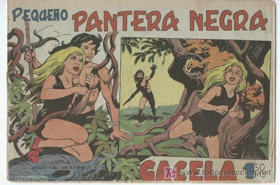 PEQUEÑO PANTERA NEGRA ORIGINALES EN 2 TOMOS DEL 125 AL 263, , 139 NOS VER IMAGENES (Tebeos y Comics - Tebeos Colecciones y Lotes Avanzados)
