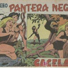 Tebeos: PEQUEÑO PANTERA NEGRA ORIGINALES EN 2 TOMOS DEL 125 AL 263, , 139 NOS VER IMAGENES. Lote 21910203