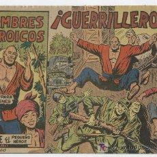 Tebeos: HOMBRES HEROICOS ORIGINAL, EDI. MAGA 1961, MANUEL GAGO, COMPLETA 1 AL 30,. Lote 24396593