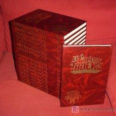 Tebeos: CAPITAN TRUENO COLOR (FONDOS EDITORIALES S.L). ¡¡ DE LUJO !! . Lote 26459498