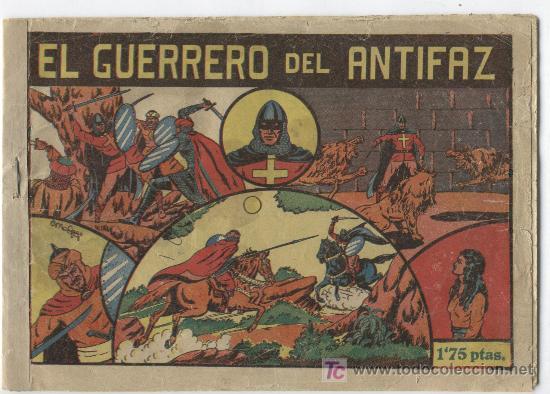 EL GUERRERO DEL ANTIFAZ ORIGINAL COMPLETA 1 AL 668 - PRECIO DE FIESTAS NAVIDAD , SE ACEPTAN CUOTAS (Tebeos y Comics - Tebeos Colecciones y Lotes Avanzados)