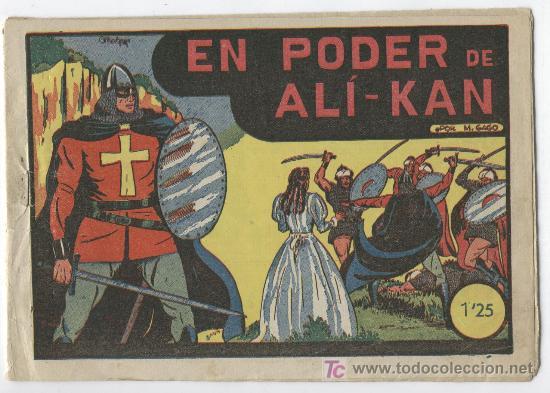 Tebeos: EL GUERRERO Nº 2 - Foto 5 - 22645549