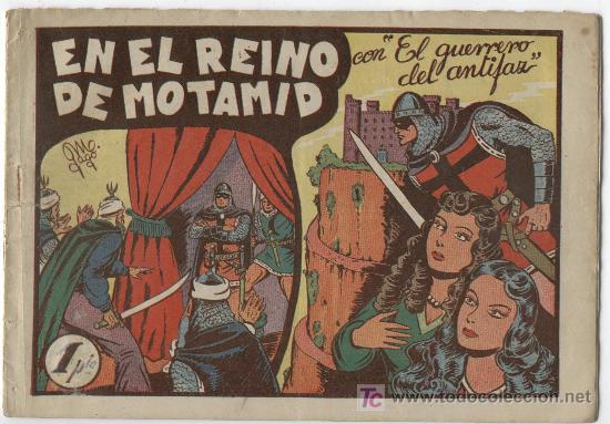 Tebeos: EL GUERRERO Nº 14 - Foto 6 - 22645549
