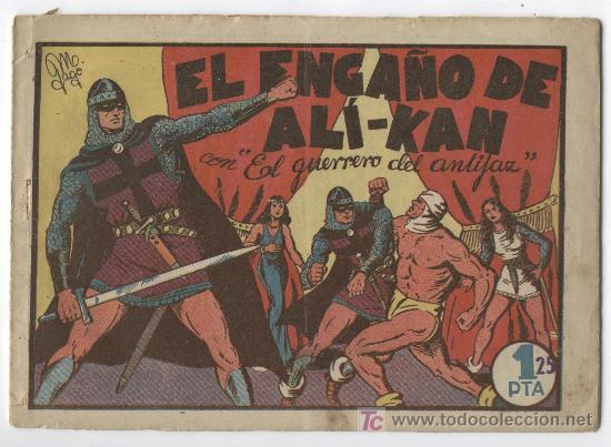 Tebeos: EL GUERRERO Nº 15 - Foto 7 - 22645549