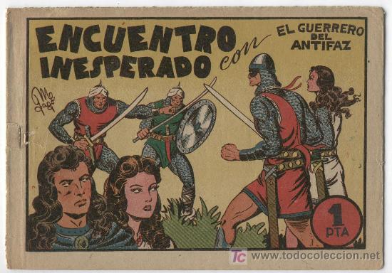 Tebeos: EL GUERRERO Nº 18 - Foto 9 - 22645549