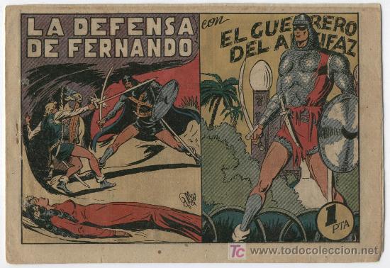 Tebeos: EL GUERRERO Nº 60 - Foto 17 - 22645549