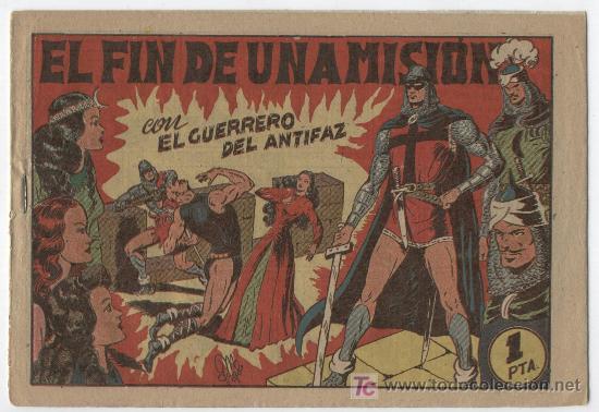 Tebeos: EL GUERRERO Nº 63 - Foto 18 - 22645549