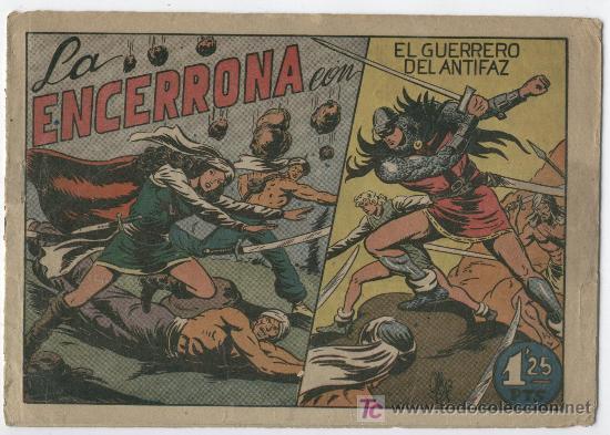 Tebeos: EL GUERRERO Nº 86 - Foto 20 - 22645549