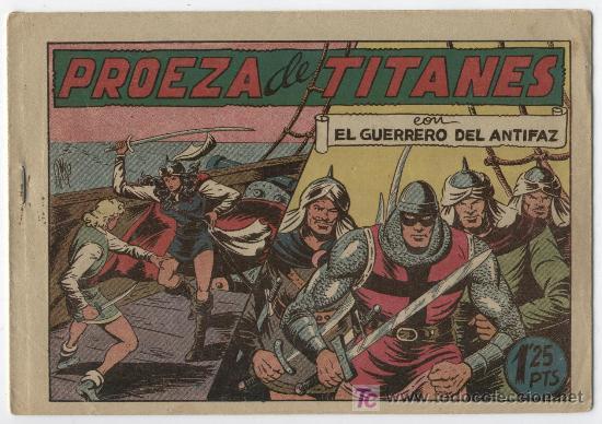 Tebeos: EL GUERRERO Nº 90 - Foto 21 - 22645549