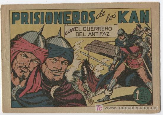Tebeos: EL GUERRERO Nº 93 - Foto 23 - 22645549