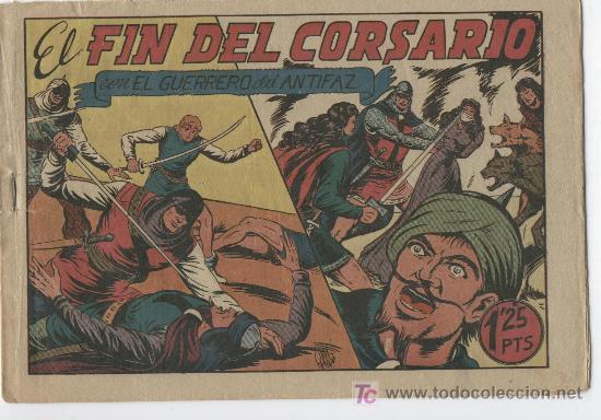 Tebeos: EL GUERRERO Nº 94 - Foto 25 - 22645549