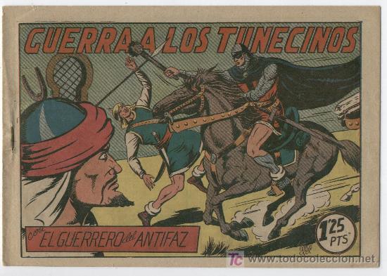 Tebeos: EL GUERRERO Nº 100 - Foto 26 - 22645549